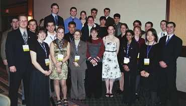 CMP 2004 Sponsored Students