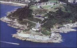 Pendennis Point and Castle